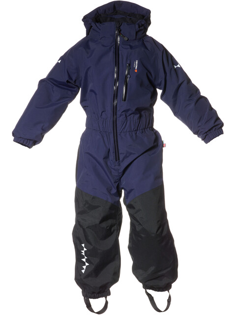 Isbjörn Penguin Snowsuit Kids Navy